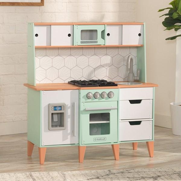 Kidkraft Mid-Century Modern Play Kitchen