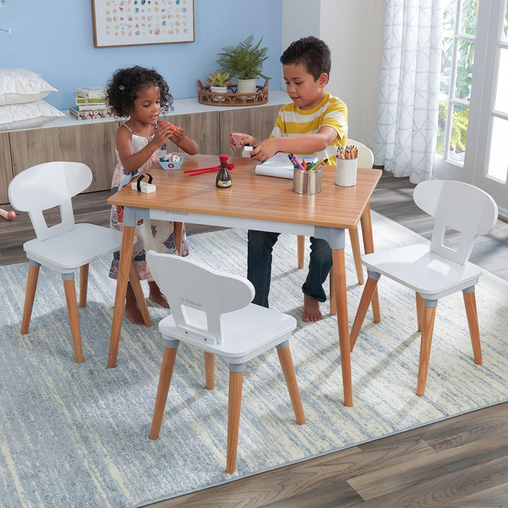 Kidkraft Mid Century Kid Toddler Table