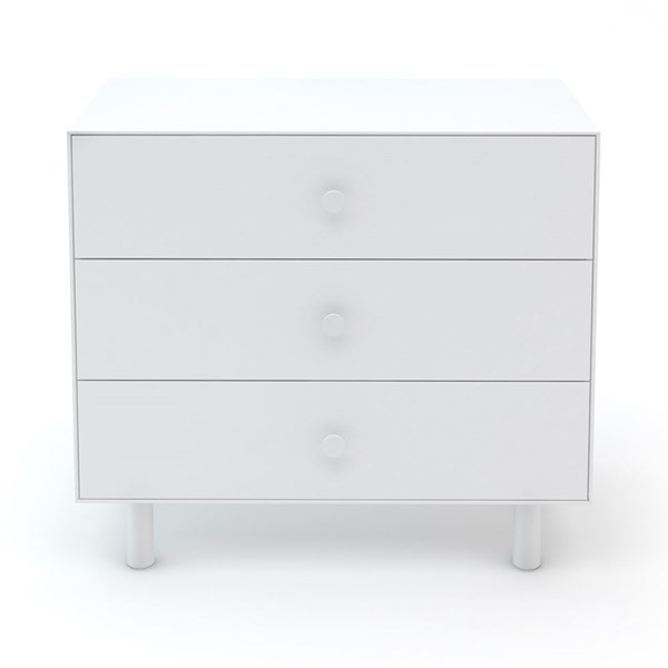 Oeuf Classic 3 Drawer Dresser in White