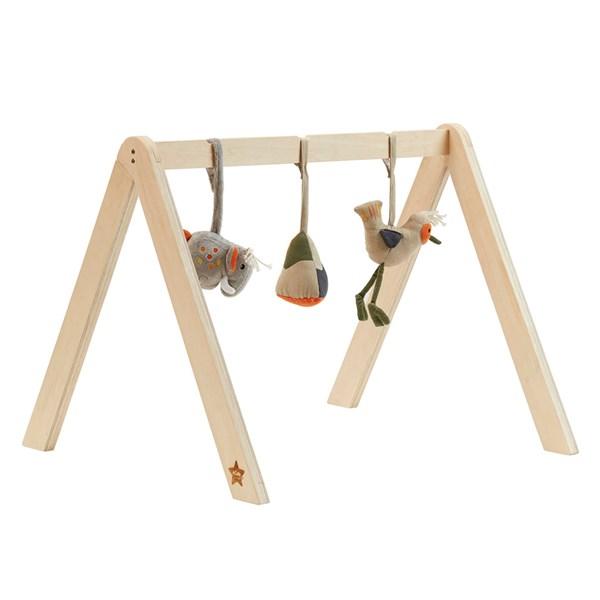 Children's Wooden Baby Gym Frame