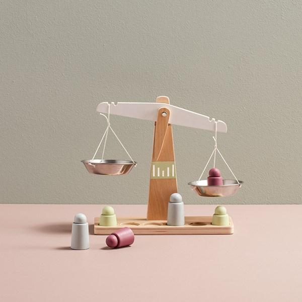 Kids Concept Wooden Scale Set