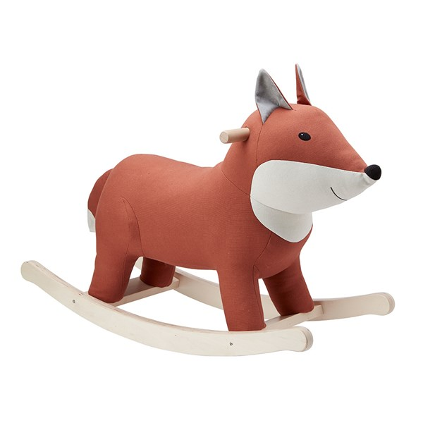 Kids Concept Edvin Rocking Horse Fox