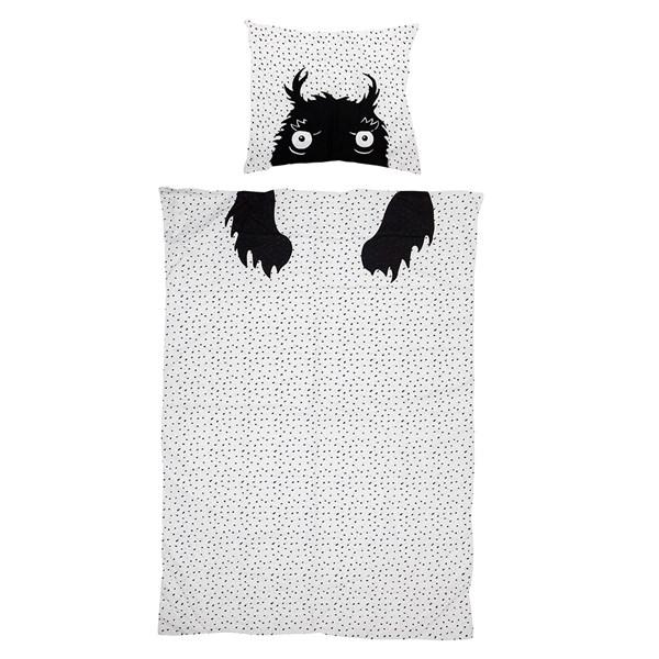 Bloomingville Kids Cotton Monster Bedding