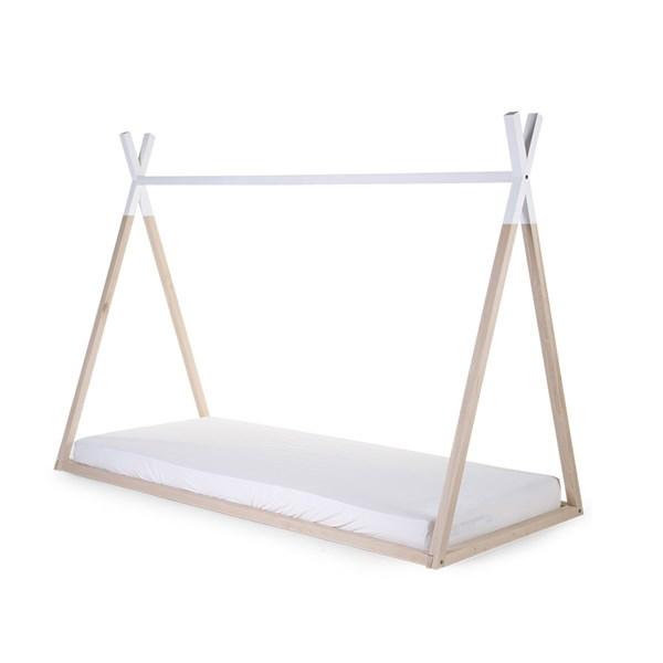 Childrens Wooden Single Bed Frame