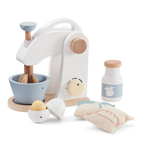 Wooden Cafe Bistro Mixer and Play Accessories