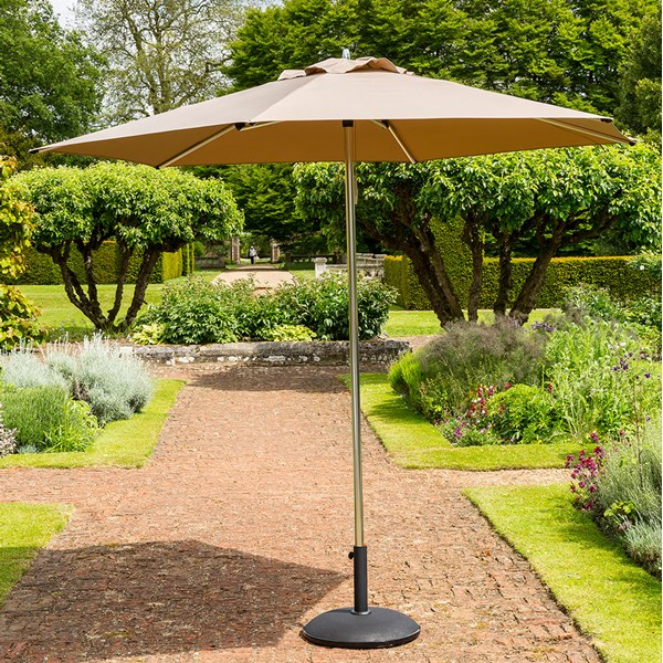 King Parasol in Taupe