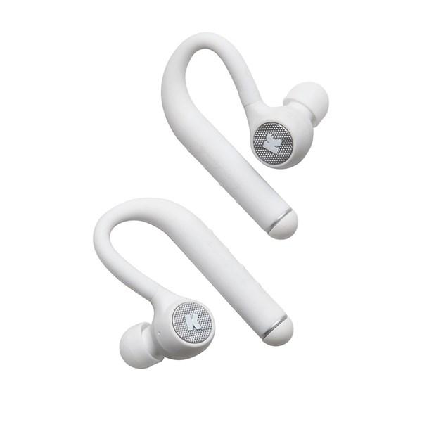 bGem Wireless Earphones White Edition