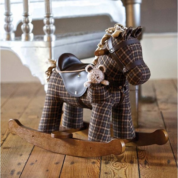 Rocking Horse in Rufus & Ted Design