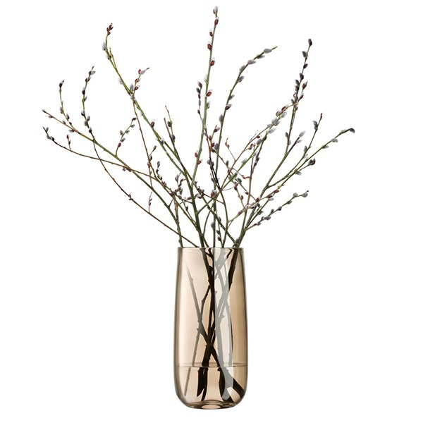 LSA Large Forest Vase in Larch