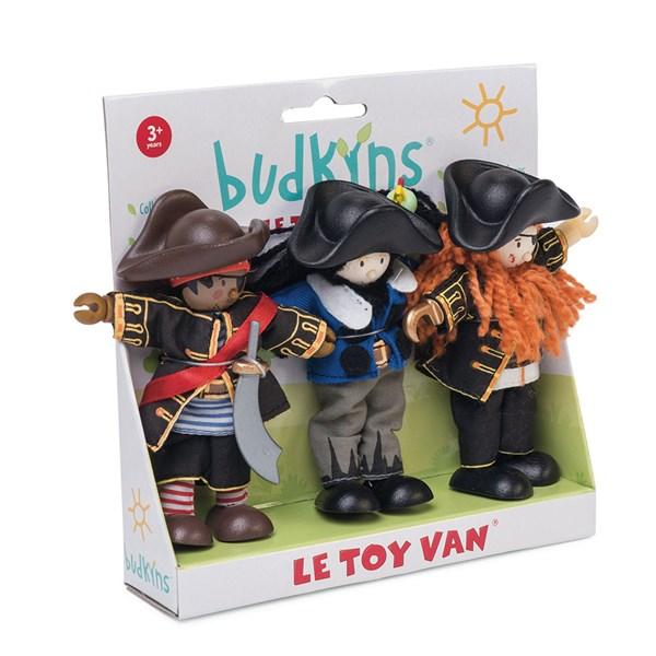 Le Toy Van Budkins Buccaneers Gift Pack