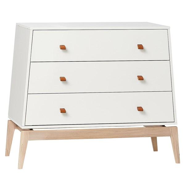 Leander Luna 3 Drawer Dresser