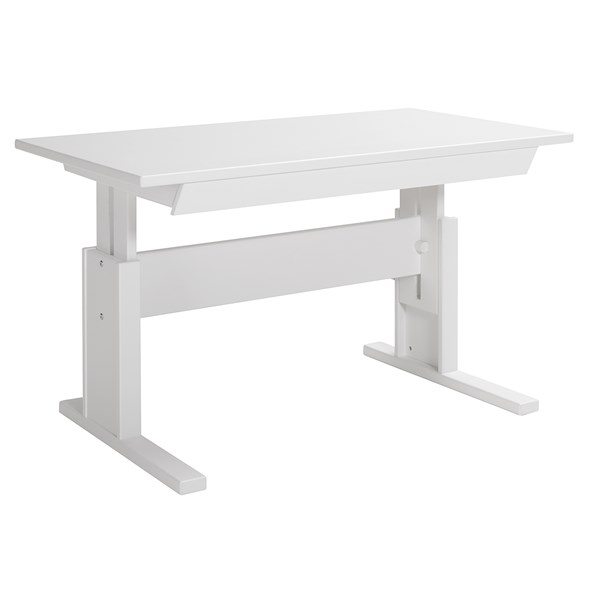 Lifetime Height Adjustable Desk with Drawer