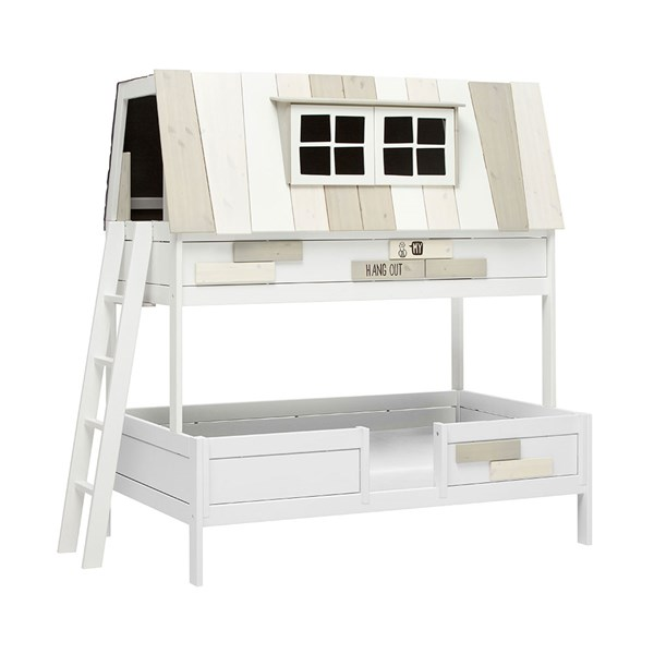 Lifetime Adventure Hangout Small Double Bunk Bed