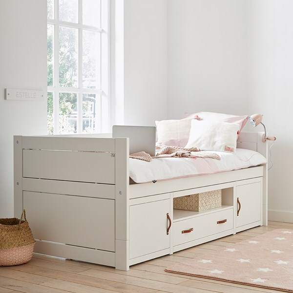 Lifetime Kids Cabin Bed with Storage