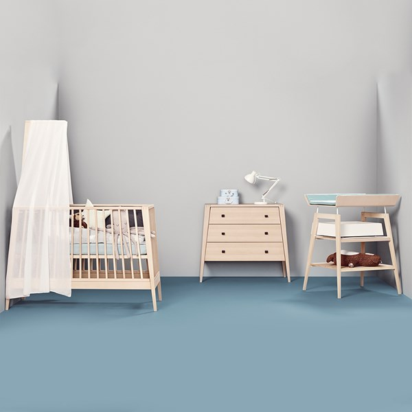Linea Nursery & Baby's 3 Piece Furniture Set in Beech