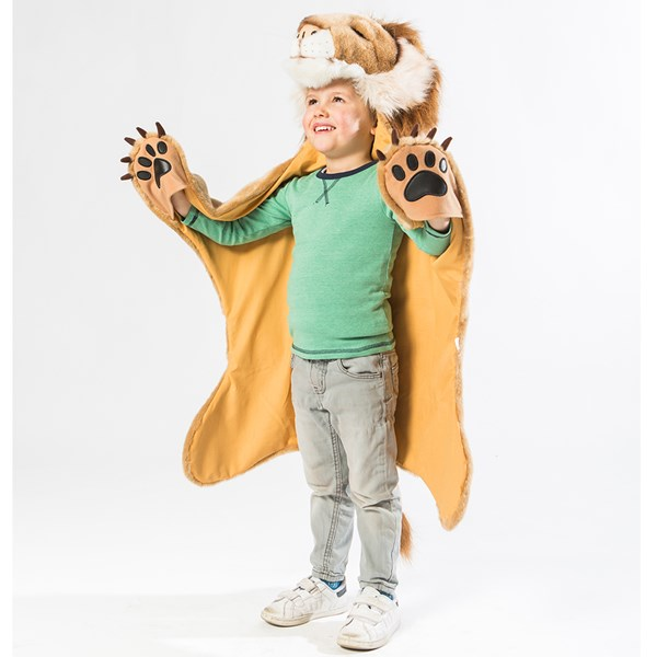 Ratatam! Kids Lion Dress Up Disguise