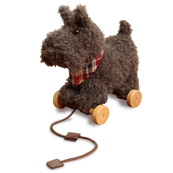 Scottie Dog Pull Along Kids Toy