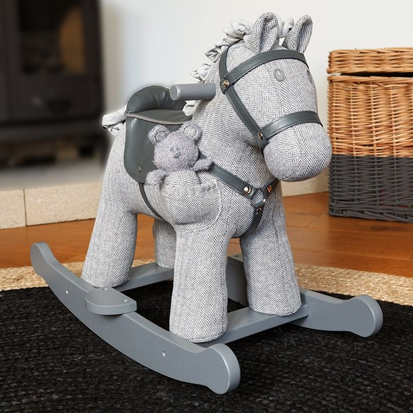 Little Bird Told Me Stirling & Mac Rocking Horse 9+ Months
