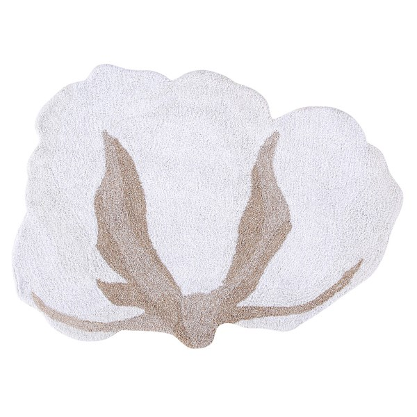 Lorena Canals Washable Cotton Flower Rug