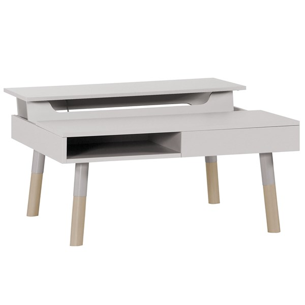 Unusual Coffee Table with lift up function