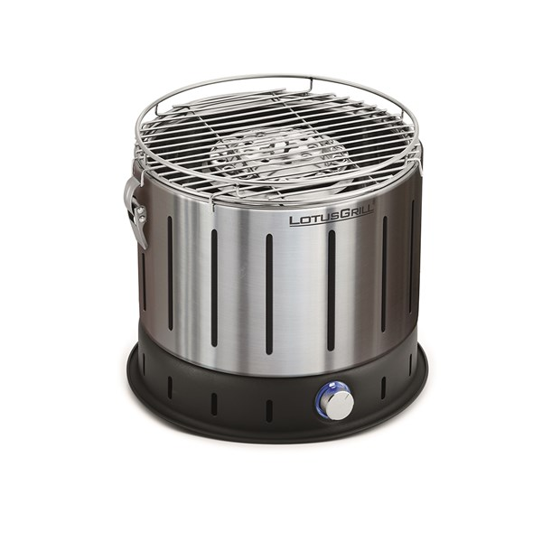 Lotus Mini Grill Portable BBQ and Camping Stove