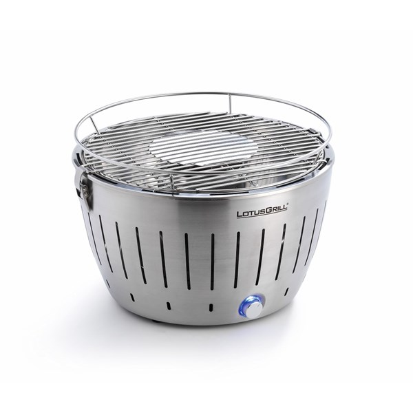 Lotus Stainless Steel Grill BBQ