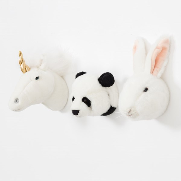 Lovely Box Kids Mini Animal Wall Heads