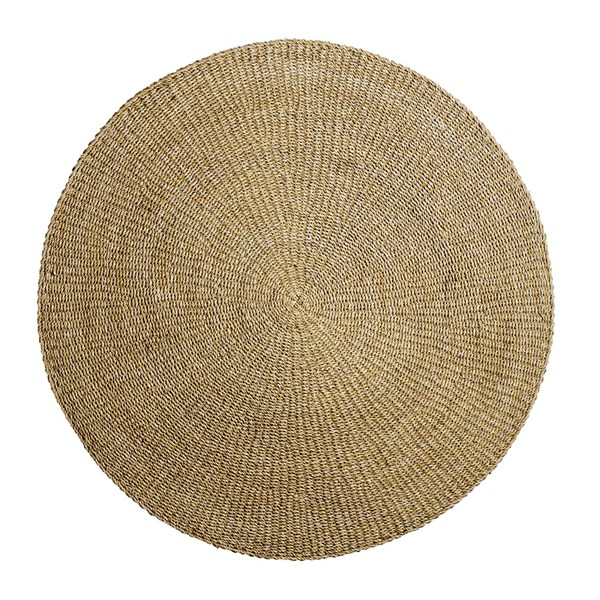Bloomingville Seagrass Nature Rug