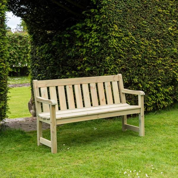 Alexander Rose Marlow Garden Bench