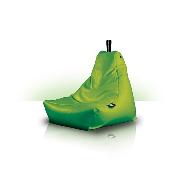 Extreme Lounging Mini Bean Bag in Lime