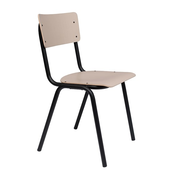 Zuiver Back to School Matte Chair