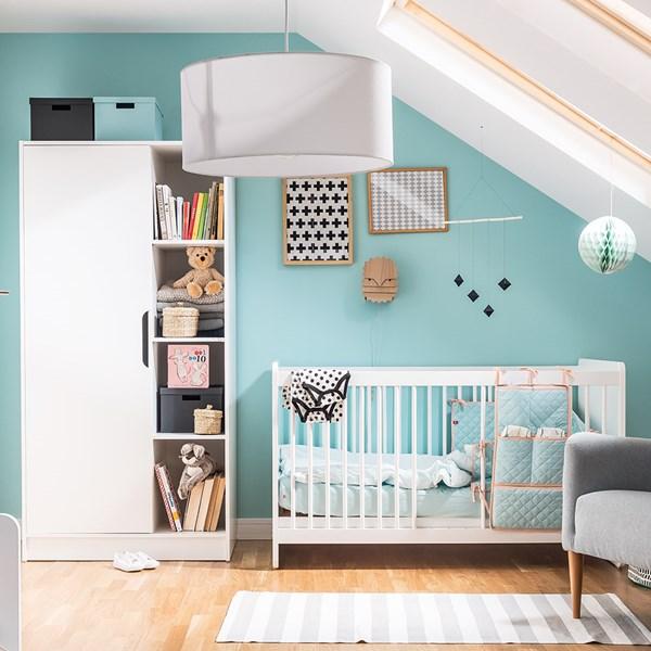 Vox Maxim Cot Bed 2 Piece Nursery Set
