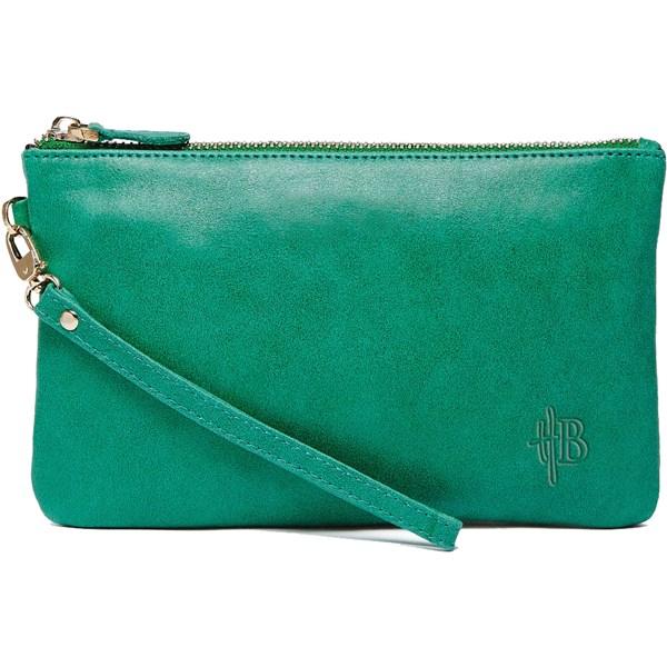 Mighty Purse in Emerald Green by Handbag Butler