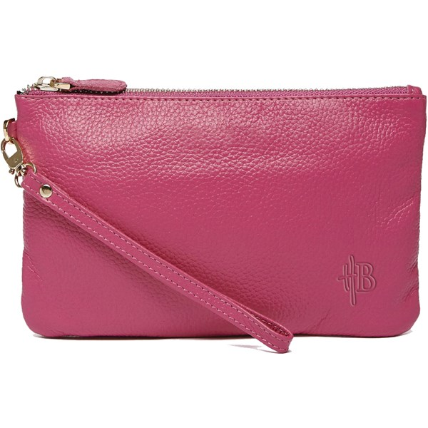 MIGHTY PURSE in Icy Poppy Pink by Handbag Butler