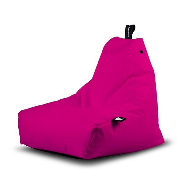 Mini B-Bag Outdoor Bean Bag in Pink