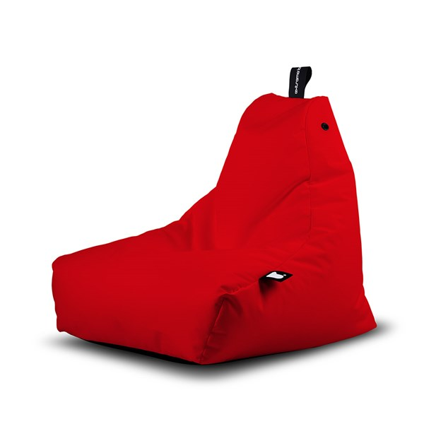 Mini B-Bag Outdoor Bean Bag in Red