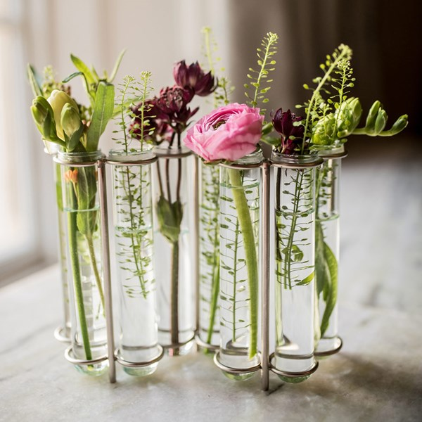Contemporary Glass Table Vase from Culinary Concepts