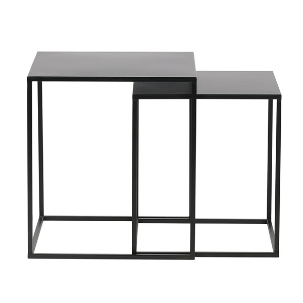 Set of 2 Ziva Side Tables by Woood