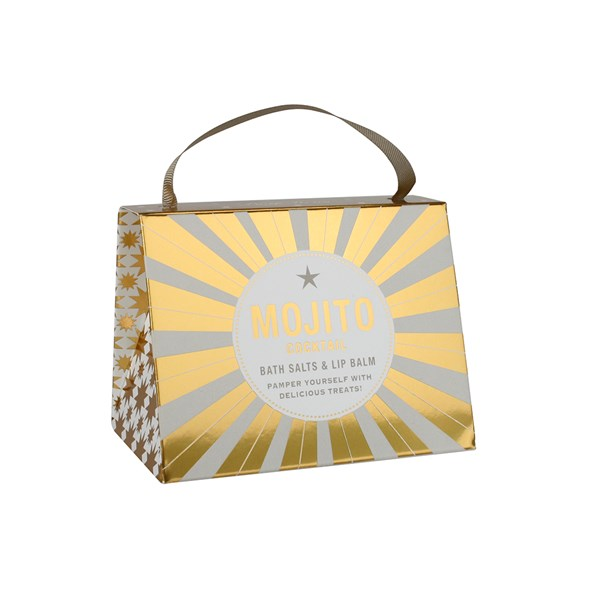 Bath House Mojito Cocktail Handbag Treat