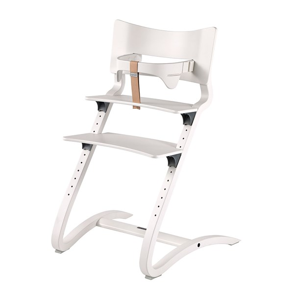 Leander High Chair in White