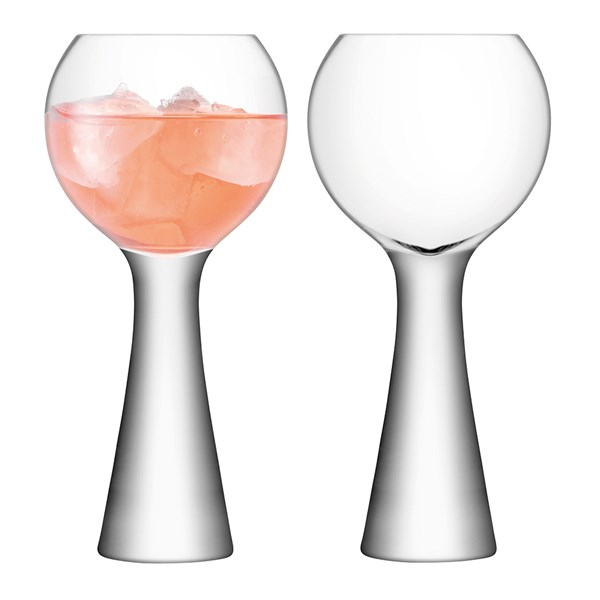 LSA International Moya Wine Balloon Glasses Set of 2