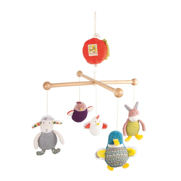 Musical Mobile Gift for Children
