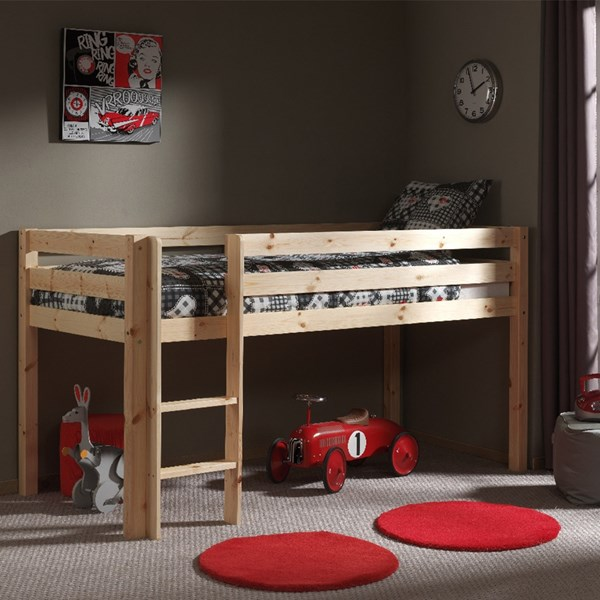 Pino Kids Mid Sleeper in Natural