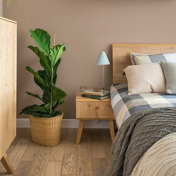 Vox Nature Bedside Table in Oak Effect