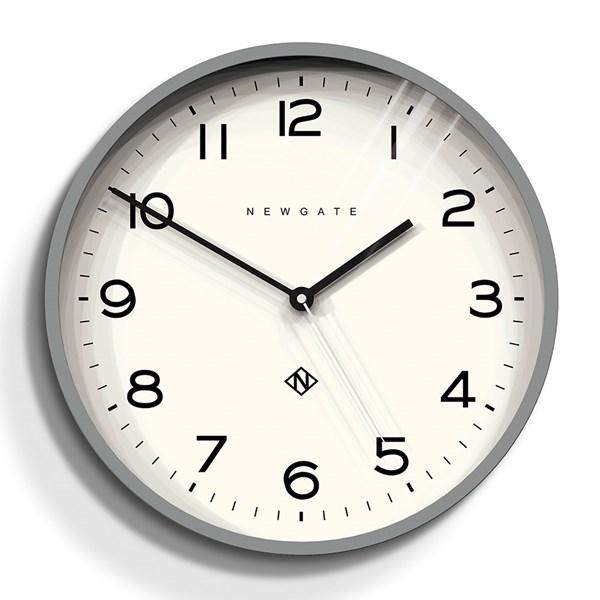 Newgate Number Three Echo Wall Clock