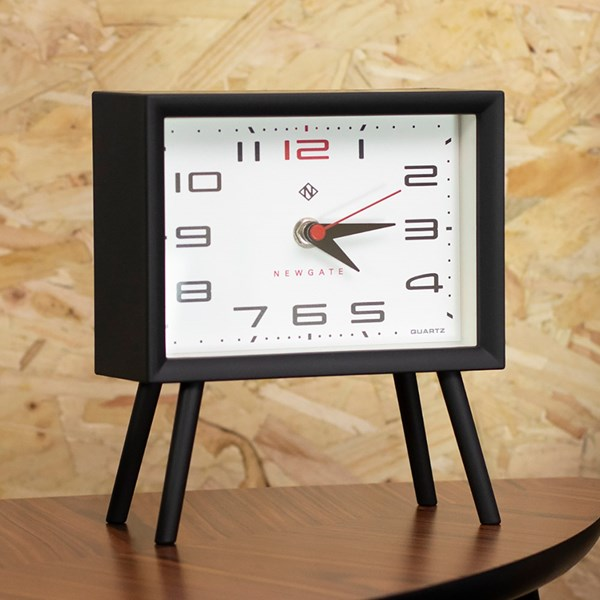 Newgate Henry Mantel Clock