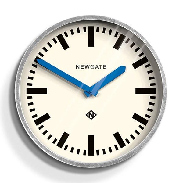 Newgate The Luggage Galvanised Wall Clock