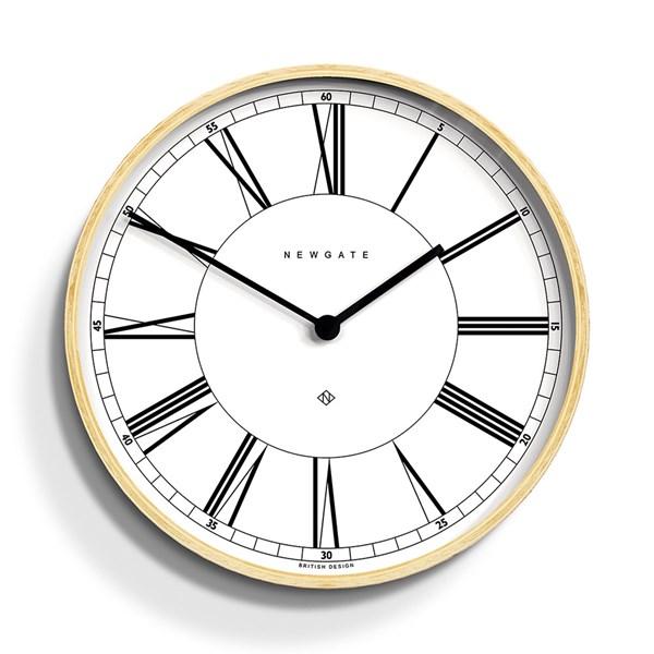 Newgate Mr Architect Wall Clock