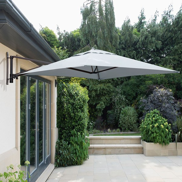Wall Mounted Cantilever Parasol