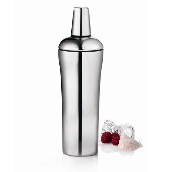 Silver Cocktail Shaker & Mixer